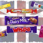 British Foods: Chocolcate + Sweets from the UK - Cadbury's Nestle Maynards
