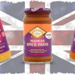 British Curry Sauces and Curry Pastes