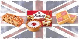 He makes Exceedingly Good Cakes - Who is he? Mr Kipling of course!