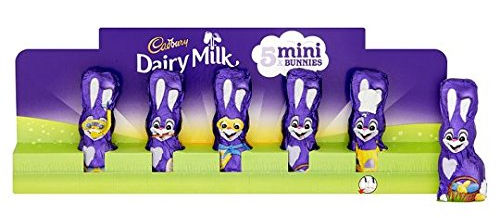 More Chocolate Bunnies from Amazon